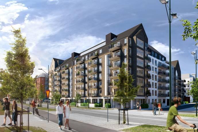 Bild: 3 rum bostadsrätt på Einar Hansens Esplanad 26, Malmö kommun
