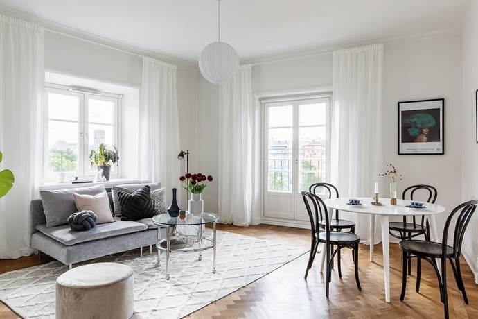 Bild: 2,5 rum bostadsrätt på Vulcanusgatan 1, Stockholms kommun Vasastan