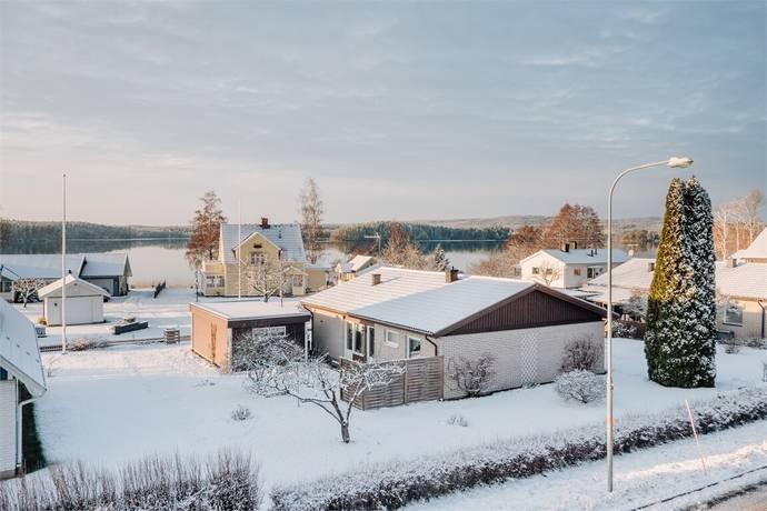 Bild: 4 rum villa på Ebbanäsvägen 16, Karlsborgs kommun Mölltorp