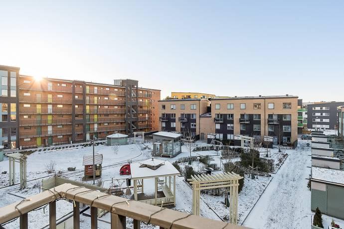 Bild: 3 rum bostadsrätt på Oxenstiernas allé 17, Sundbybergs kommun Sundbyberg/Ursvik