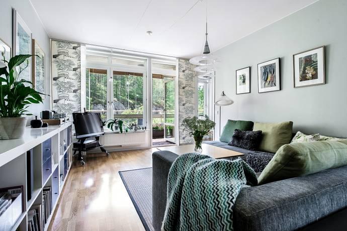 Bild: 4 rum bostadsrätt på Finnboda Parkväg 2, Nacka kommun Finnboda