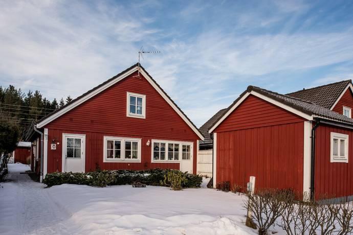 Bild: 7 rum villa på Slädvägen 20, Hudiksvalls kommun Håstaby