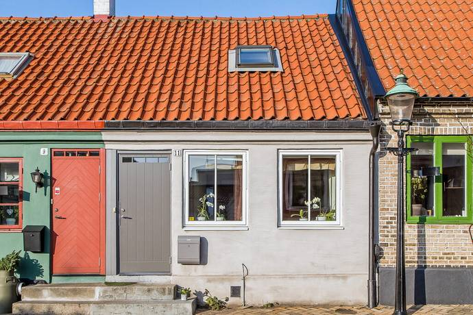 Bild: 2 rum radhus på Bytaregatan 11, Landskrona kommun Kvarntorget