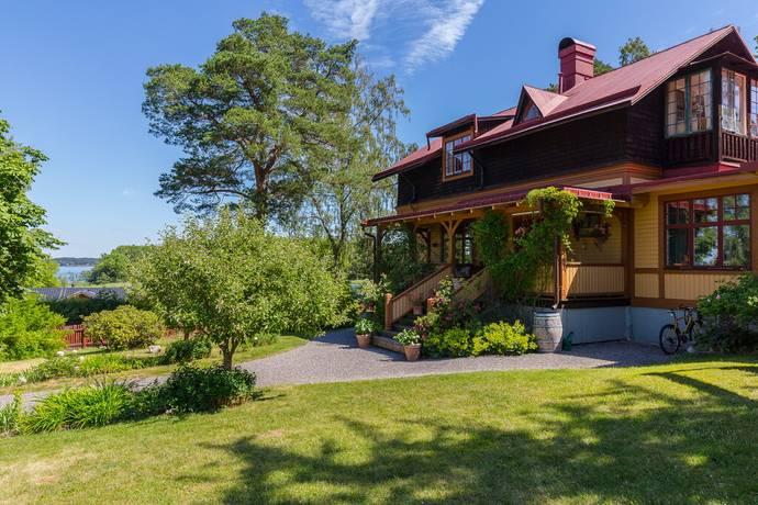 Bild: 8 rum villa på Ytterbystrandsvägen 40, Vaxholms kommun Resarö