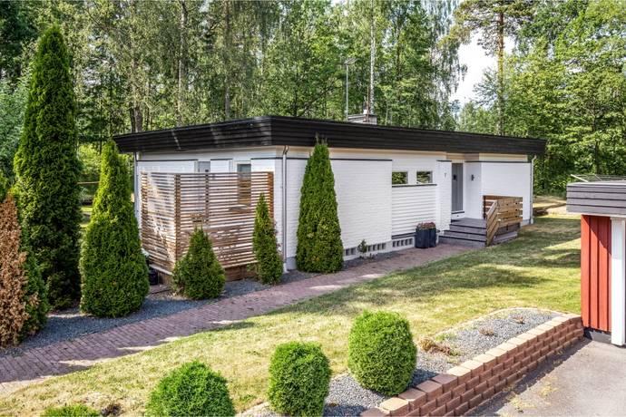 Bild: 5 rum villa på Skogvaktargränd 7, Vetlanda kommun Tomaslunden