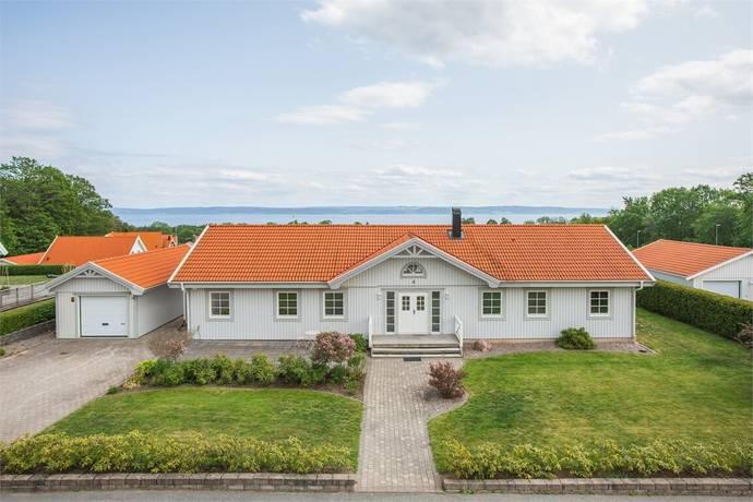 Bild: 5 rum villa på Vitahall 4, Habo kommun Habo