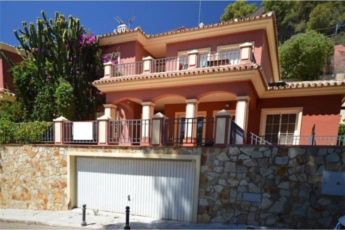 Bild: 4 rum villa på V5577-SSC, Spanien Torremolinos