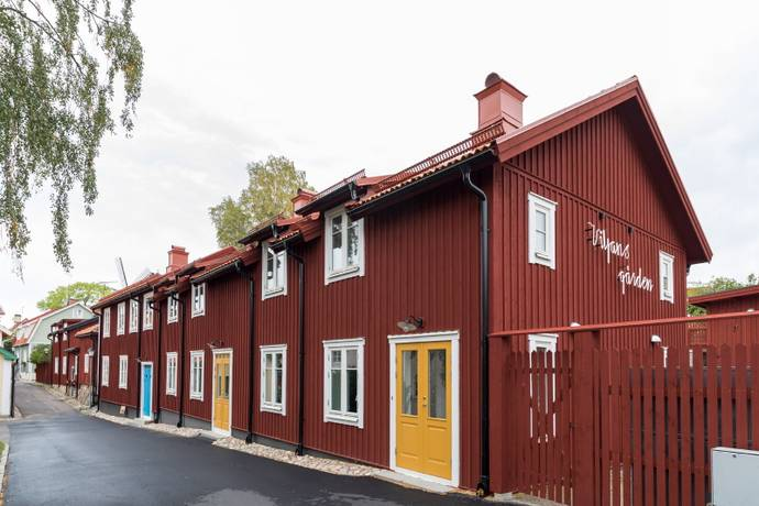 Bild: 5 rum radhus på Västerviksgatan 6B, Strängnäs kommun Kvarnbacken