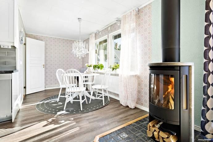 Bild: 4 rum villa på Valnötsvägen 36, Bodens kommun Sävast