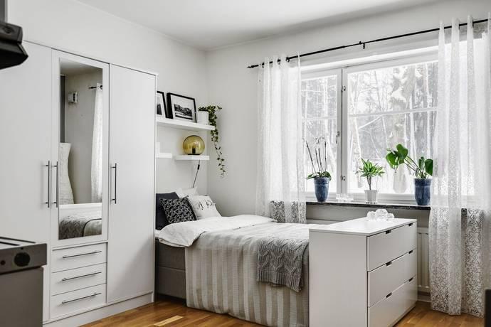 Bild: 1 rum bostadsrätt på Lövängsvägen 2, Upplands Väsby kommun Hagängen