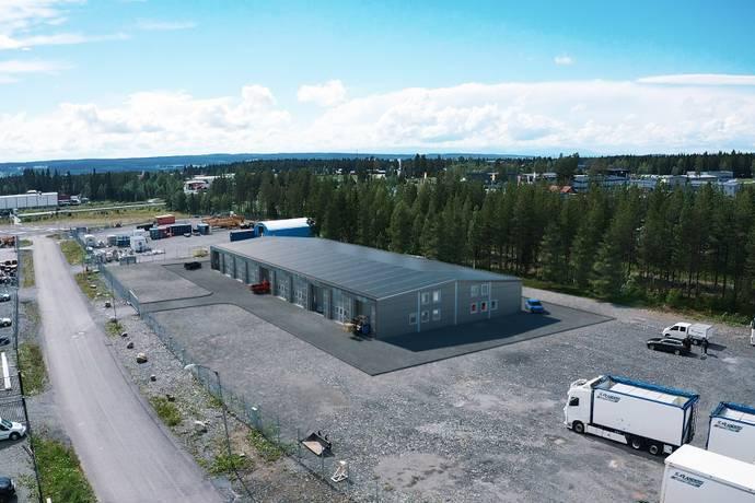 Bild från Friköpta lokaler i Verksmon Torvalla, nu har försäljningen startat!