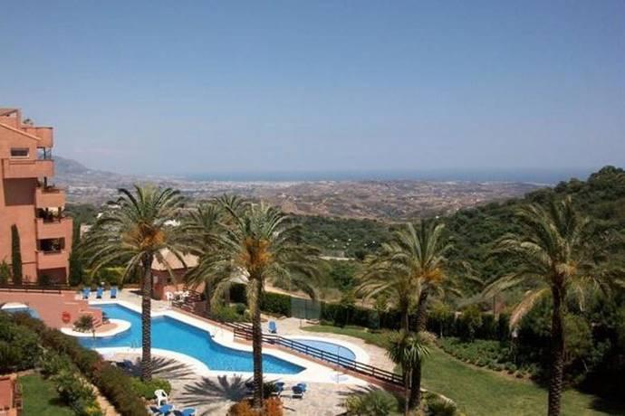Bild: 3 rum bostadsrätt på Lägenhet i La Mairena, Costa del Sol, Spanien La Mairena