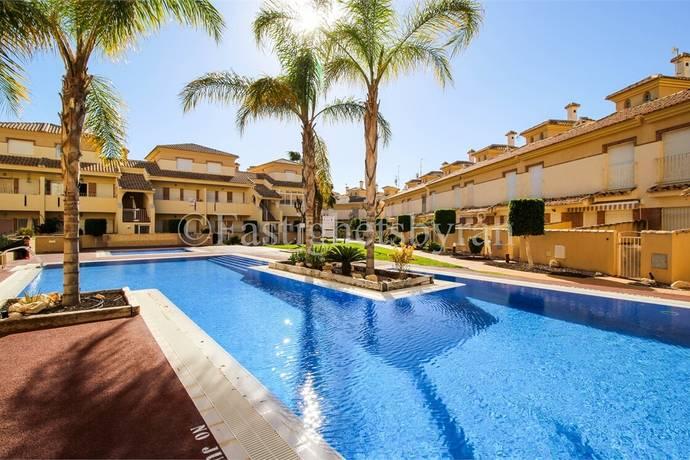 Bild: 4 rum radhus på Tillfälle!, Spanien Los Alcázares | Murcia