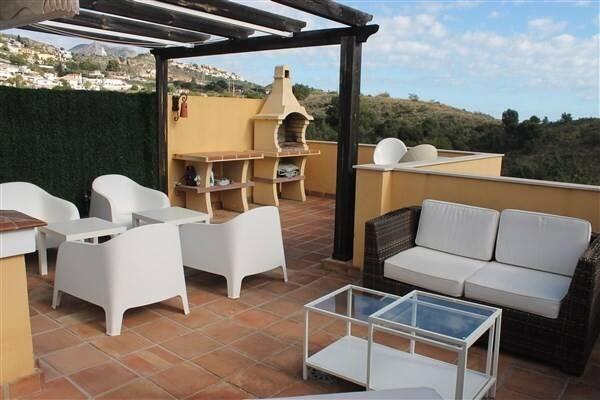 Bild: 4 rum bostadsrätt på Benalmadena Higueron, Spanien Benalmadena Higueron