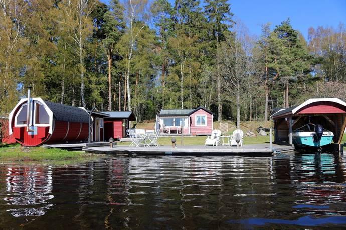 Bild: 2 rum fritidshus på Frösshammar 257, Arboga kommun Frösshammar
