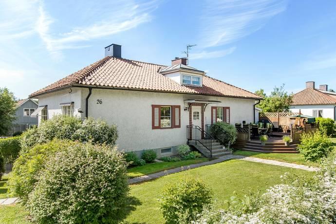 Bild: 6 rum villa på Folkungavägen 26, Mjölby kommun Väderstad