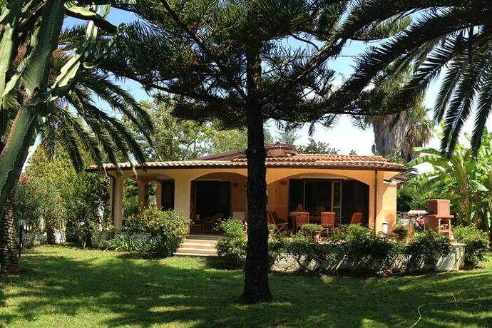 Bild: 5 rum villa på Ricadi, Capo Vaticano, Italien Kalabrien