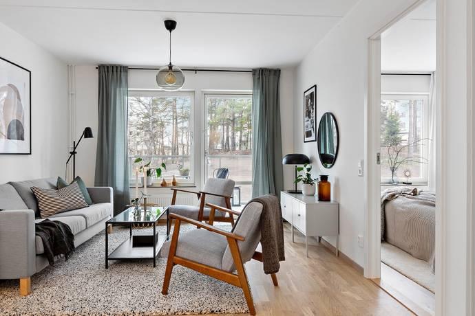 Bild: 2 rum bostadsrätt på Kanalvägen 10, vån 2, Täby kommun Roslags-Näsby