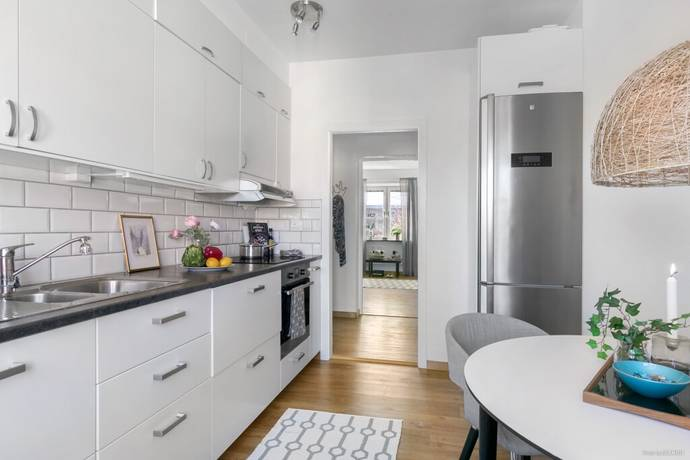 Bild: 3 rum bostadsrätt på Kungsgatan 5 A, Borås kommun Centrum / Lugnet