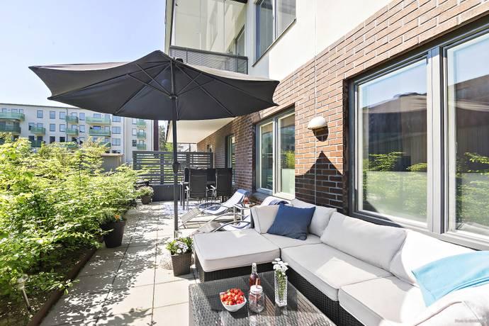Bild: 2 rum bostadsrätt på Edagränd 18,bv, Stockholms kommun Farsta