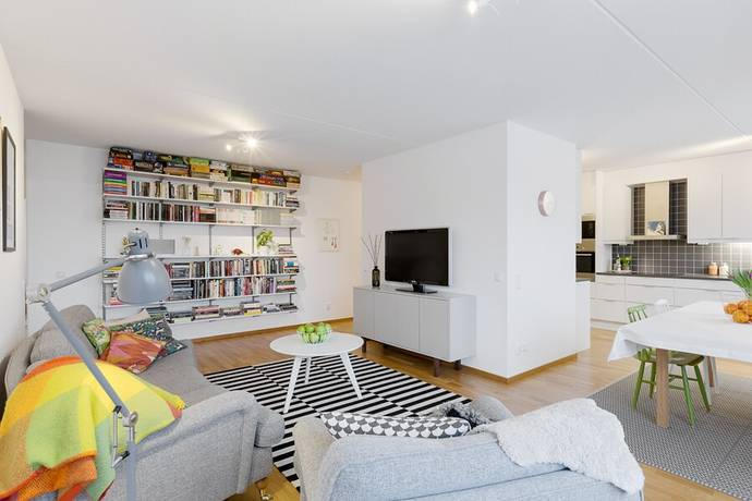 Bild: 5 rum bostadsrätt på Plattgatan 3, Uppsala kommun Luthagen