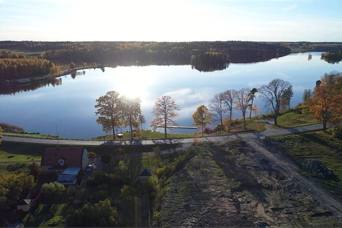 Bild: tomt på Forssjökvarn 2, Katrineholms kommun Forssjö