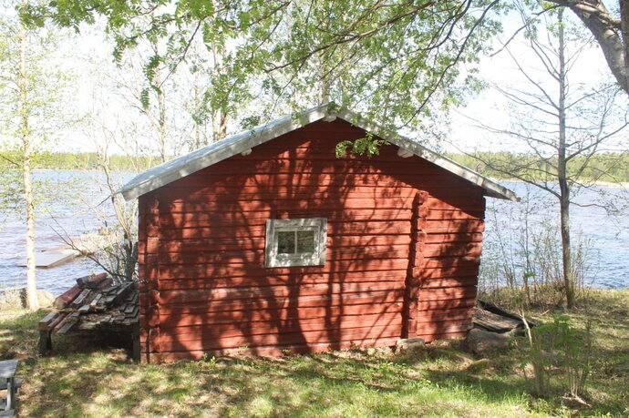 Bild: 1 rum fritidshus på Stuga 205, s:23, Pålänge Ässören, Kalix kommun