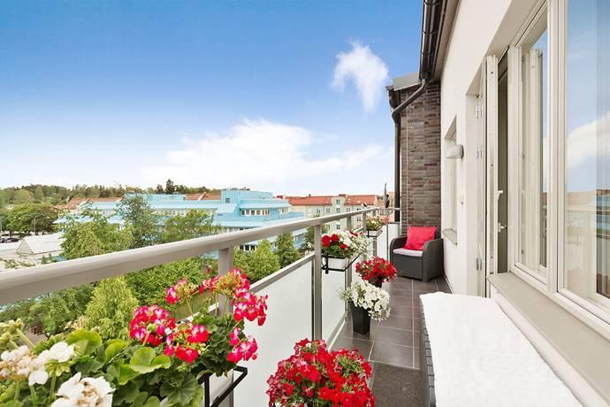 Bild: 3 rum bostadsrätt på Kyrkvägen 22, Upplands Väsby kommun Centralt