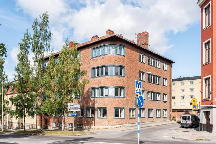 Bild från Nyproducerade lägenheter i fastighet med anor på Prästgatan 64 i centrala Östersund!