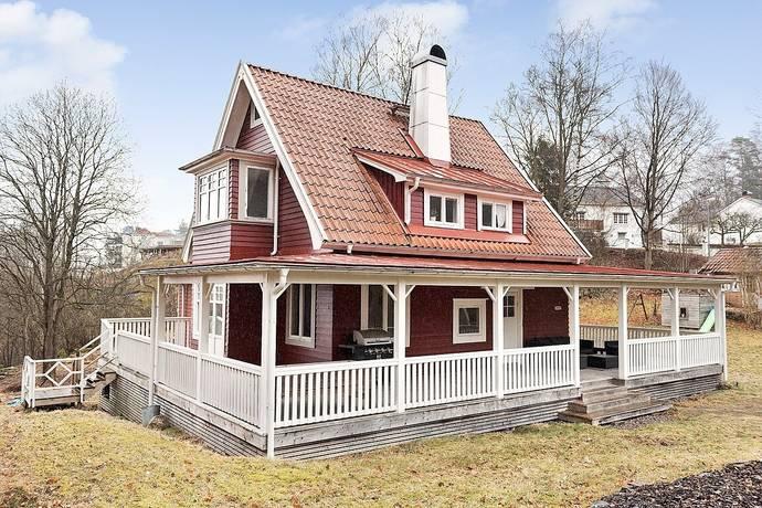 hemnet borås villa
