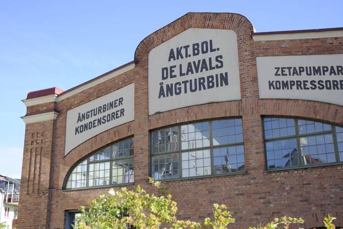 Bild: 2 rum bostadsrätt på Gustaf de Lavals väg 6, 2 tr, Nacka kommun Järla sjö