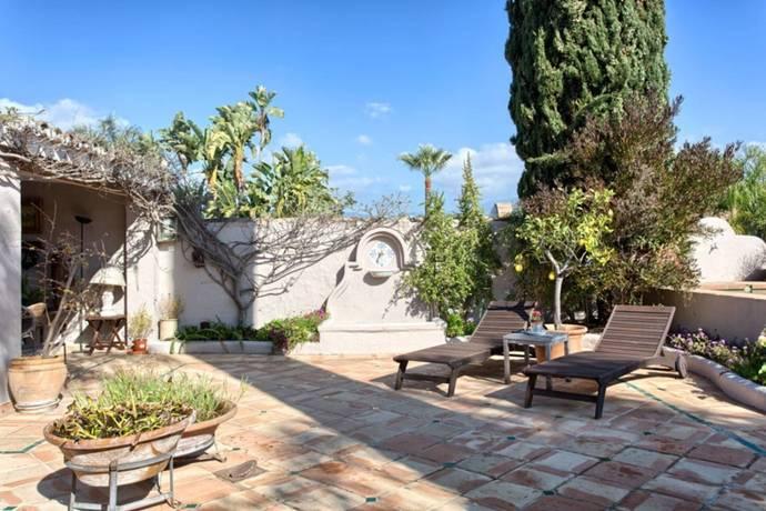 Bild: 5 rum villa på Nueva Andalucia, Spanien Marbella Town