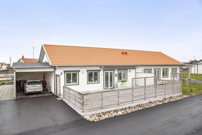 Bild: 3 rum bostadsrätt på Mjölnare sjöbergs väg 1, Falkenbergs kommun Glommen