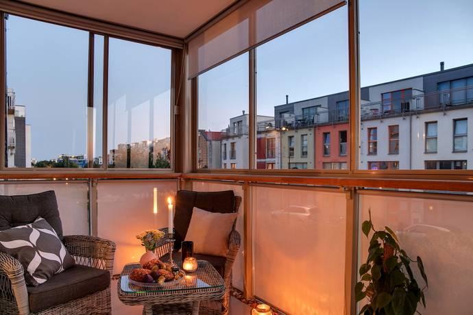 Bild: 2 rum bostadsrätt på Västra Varvsgatan 58, Malmö kommun Västra Hamnen
