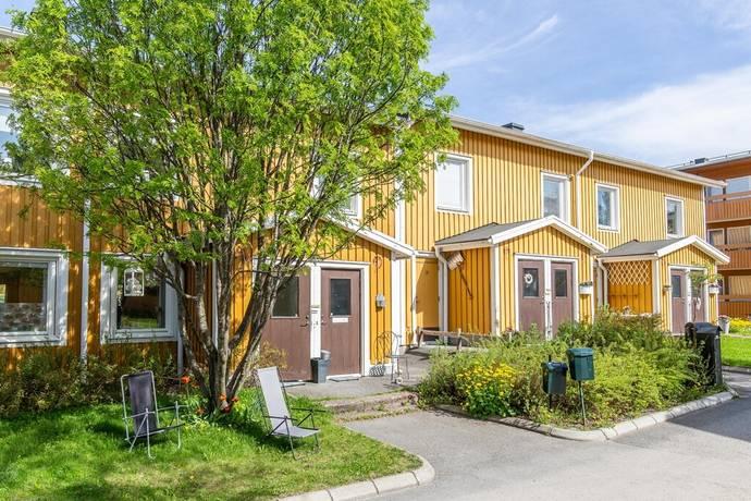 Bild: 3 rum bostadsrätt på Allégatan 24 F, Östersunds kommun Odenslund