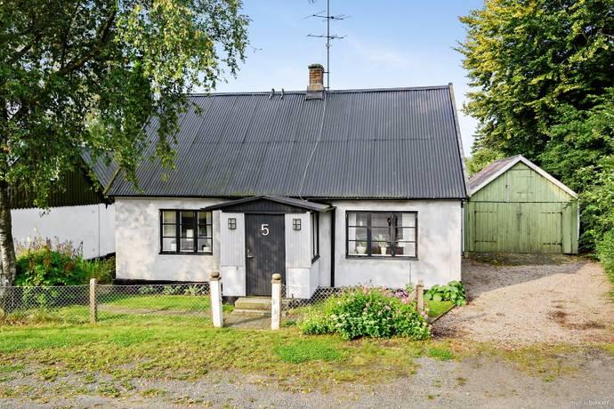 Bild: 4 rum villa på Tornavägen 5, Simrishamns kommun Östra Vemmerlöv