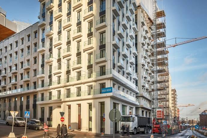 Bild: 3 rum bostadsrätt på Sonja Kovalevskys Gata 8, Stockholms kommun Vasastan