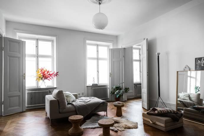 Bild: 3 rum bostadsrätt på Luntmakargatan 67, Stockholms kommun Vasastan - Norrmalm