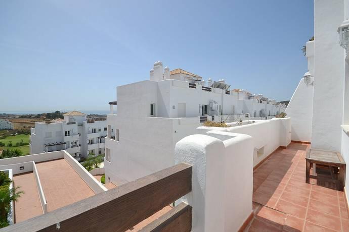 Bild: 4 rum bostadsrätt på Lägenhet i Valle Romano, Estepona, Spanien Estepona Väst / West | Estepona