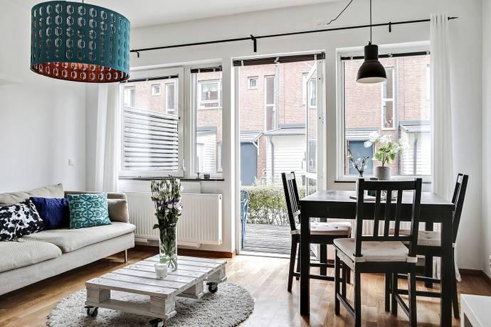 Bild: 1 rum bostadsrätt på Stralsundsvägen 96, Lunds kommun Östra Torn
