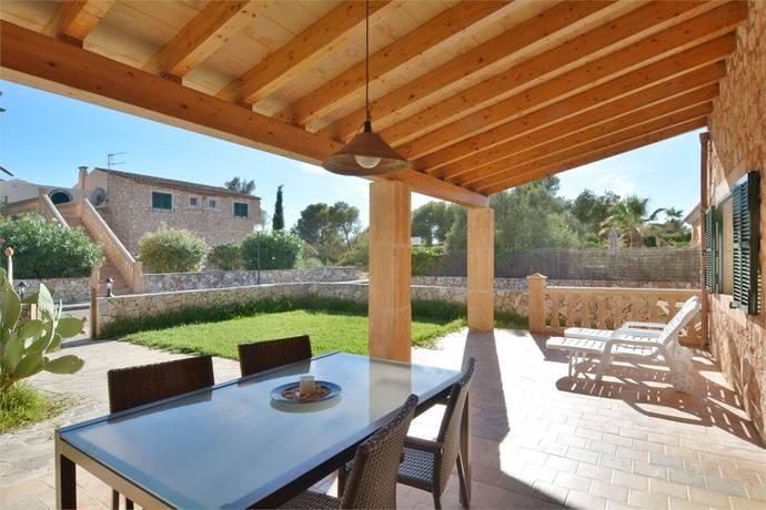 Bild: 3 rum bostadsrätt på Trea med trädgård, Spanien Sa Rápita | Mallorca