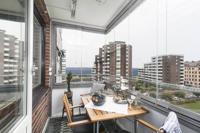Bild: 3 rum bostadsrätt på Tågagatan 9, Helsingborgs kommun Norr