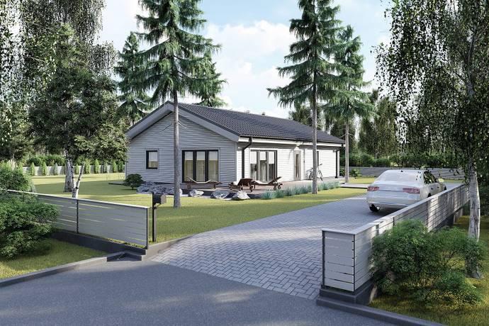 Bild: 4 rum villa på Klövervägen  4, Grums kommun Grums