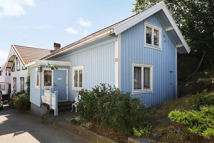 Bild: 4 rum villa på Ångbåtsvägen 20, Tjörns kommun Klädesholmen