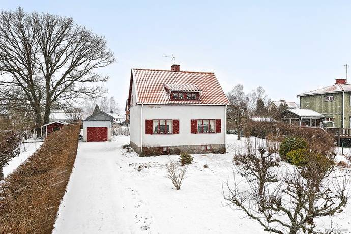Bild: 4 rum villa på Gärestadsvägen 23, Ronneby kommun Gärestad
