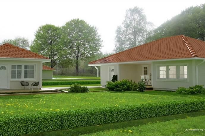 Bild: 3 rum villa på Järnvägsgatan, Flens kommun Sparreholm tätort
