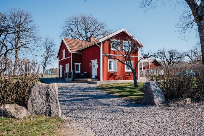 Bild: 6 rum villa på Skalunda Lagmansgården 1, Lidköpings kommun Skalunda