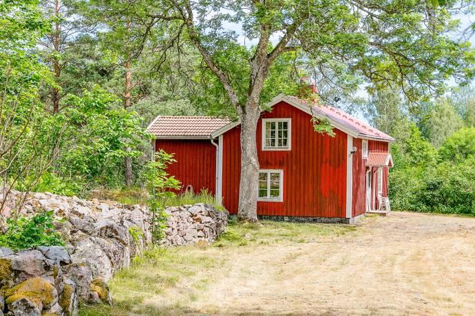 Bild: 3 rum fritidshus på Skälsebo Målehult, Oskarshamns kommun Skälsebo