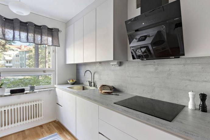 Bild: 3 rum bostadsrätt på Mårdstigen 4, Solna kommun Bergshamra