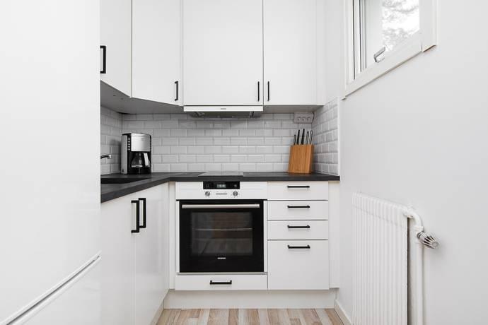 Bild: 1 rum bostadsrätt på Johannelundsvägen 23, Linköpings kommun Johannelund